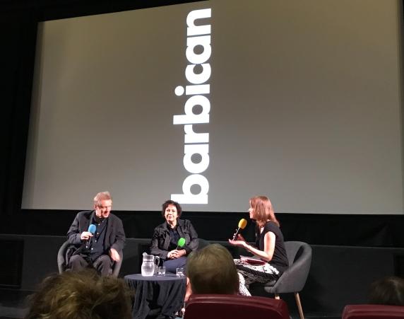 Barbican ScreenTalk